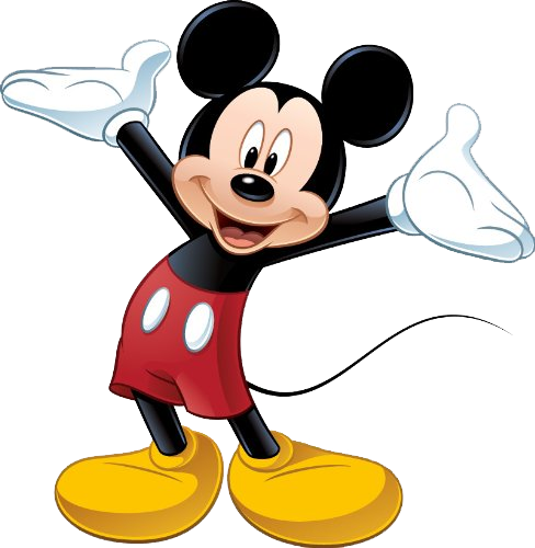 Mickey Head PNG HD