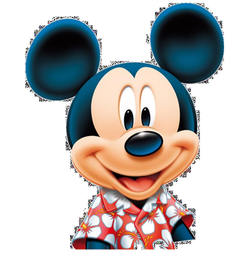 Mickey Head PNG HD - 130782