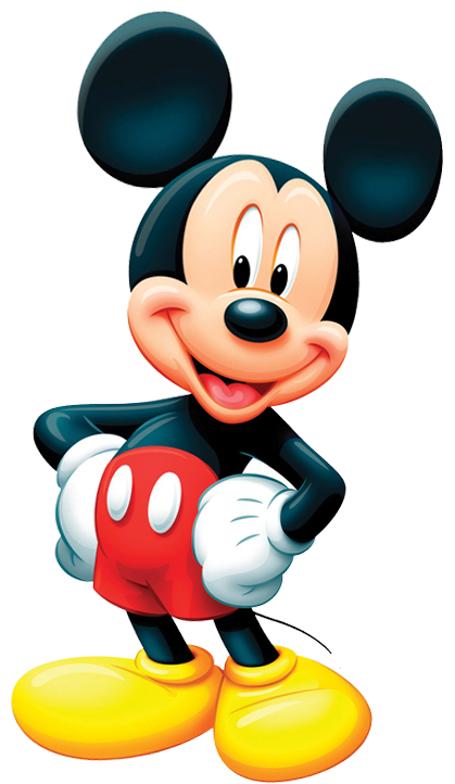 Mickey Mouse PNG - 111951