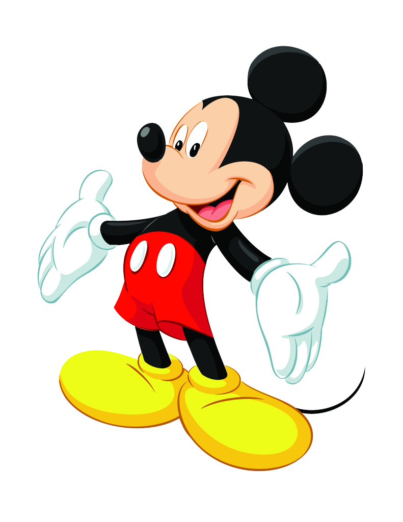Mickey Mouse PNG - 111946