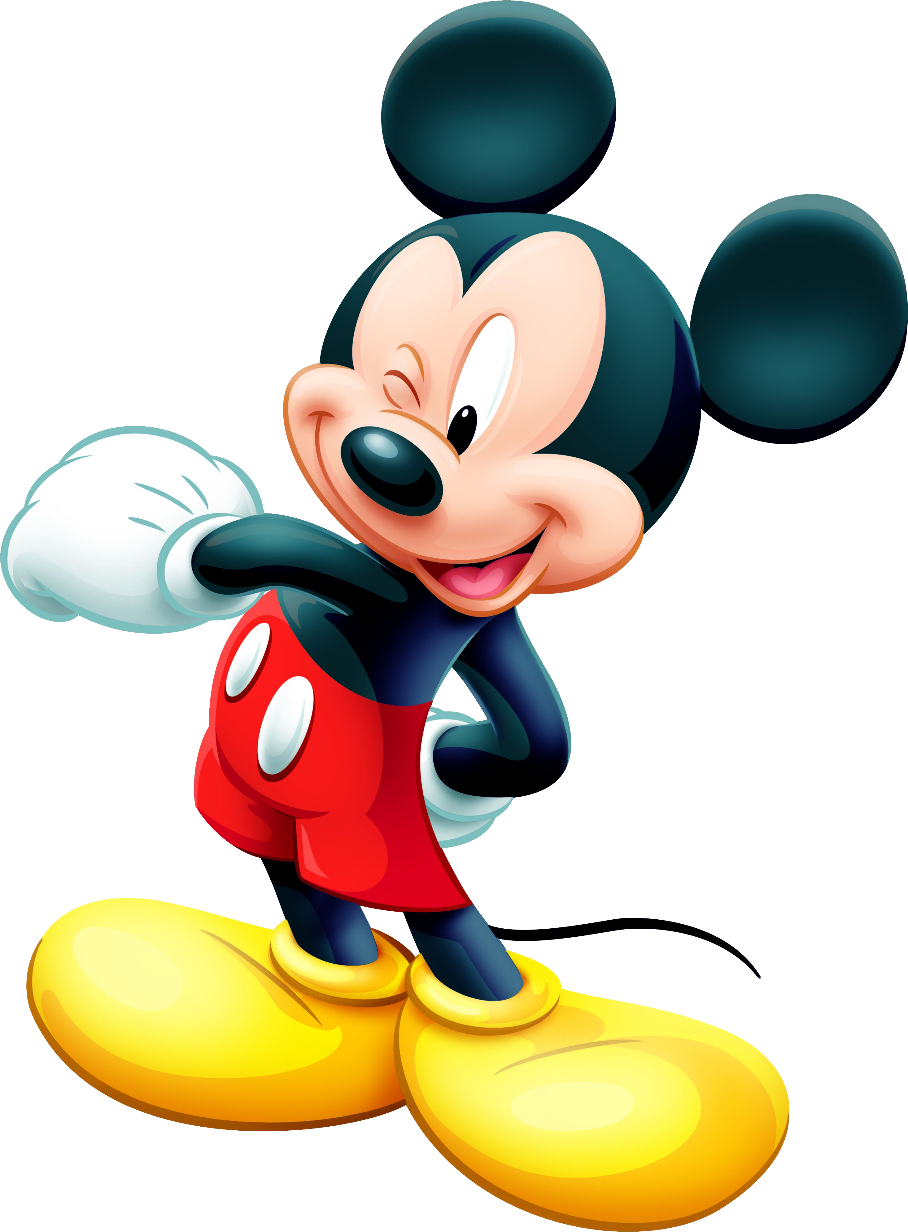 Mickey Mouse PNG - 111945