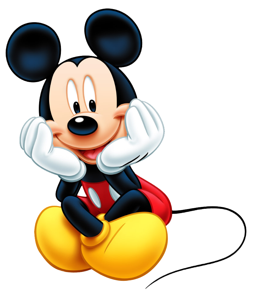 Mickey Mouse PNG - 111944