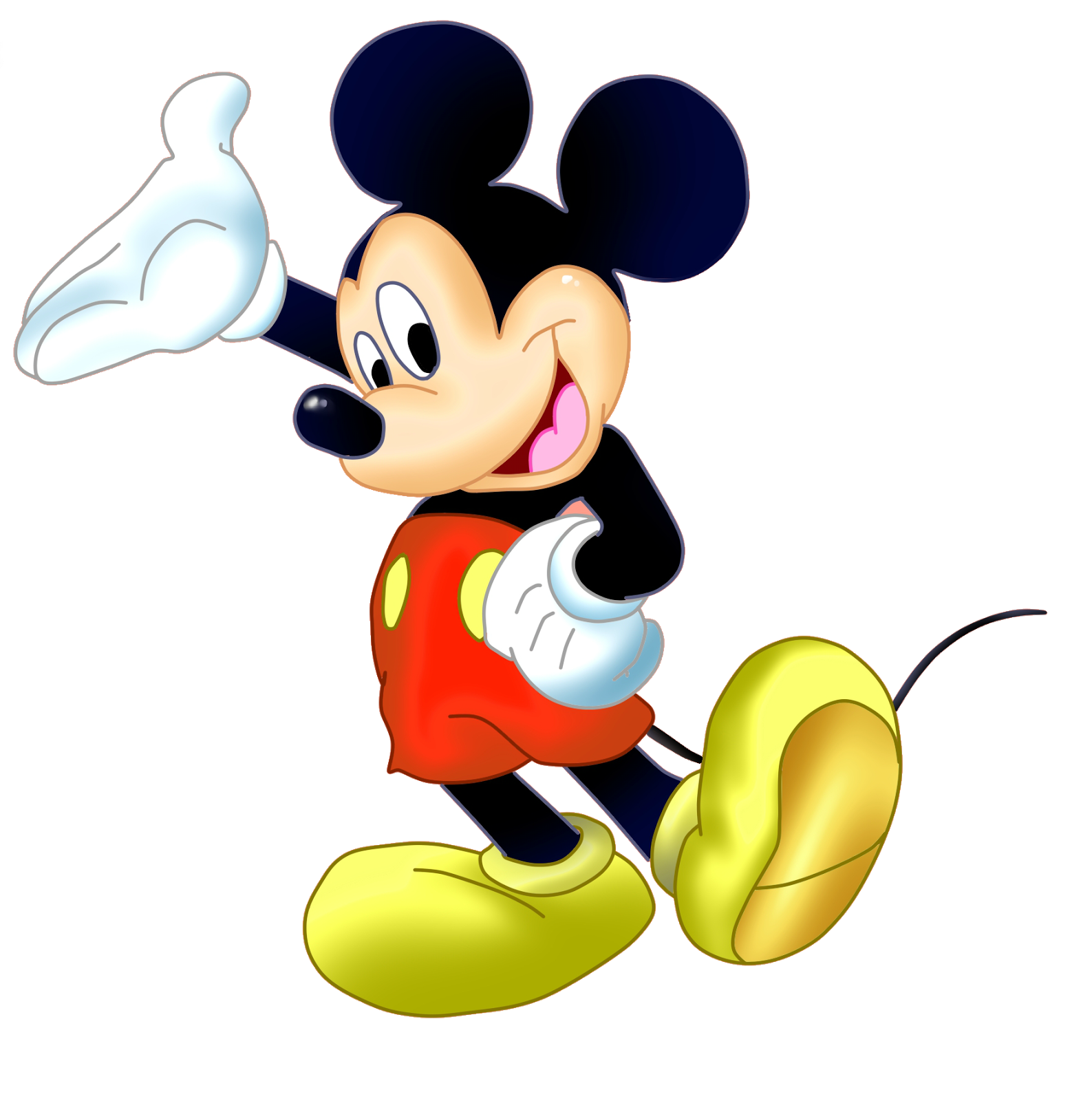 Mickey Mouse PNG - 111952