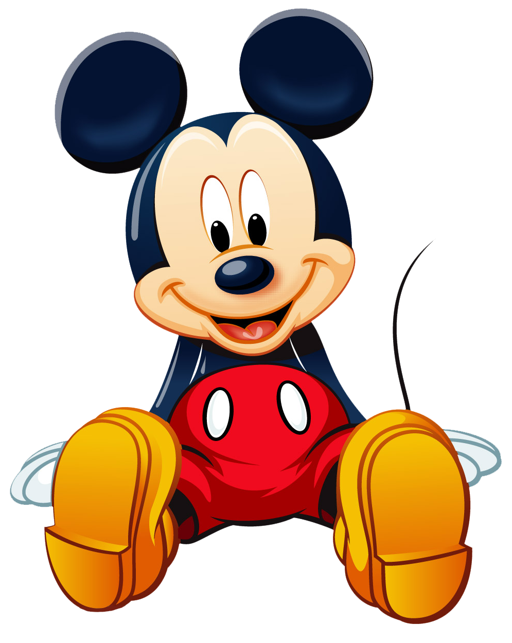 Mickey Mouse PNG - 111949