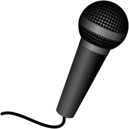 128x128 px, Microphone v2 Icon 256x256 png - Microphone HD PNG