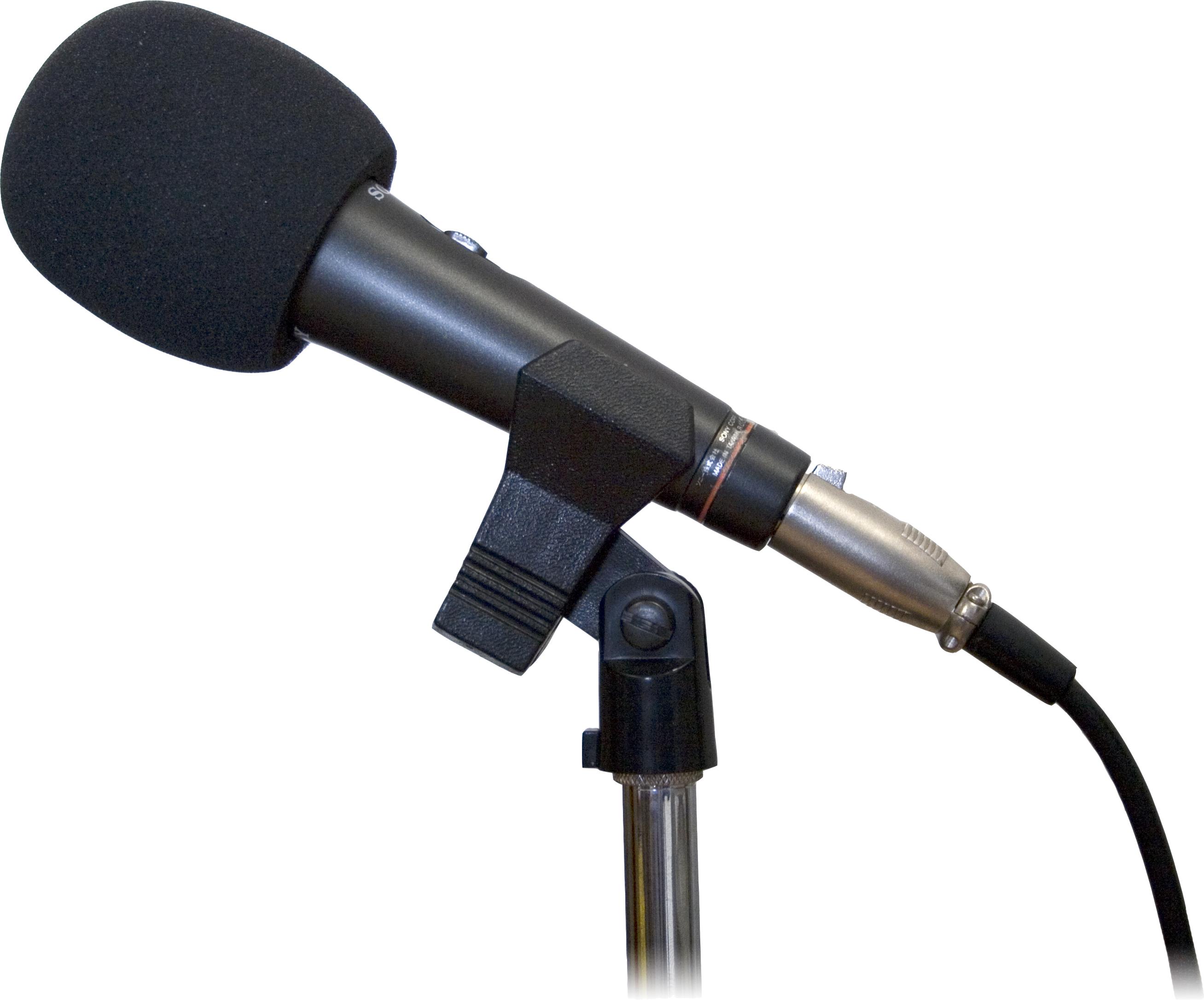 Microphone HD PNG - 92649