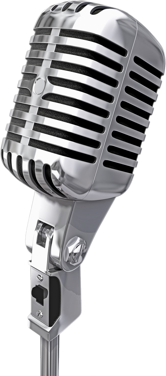 Microphone HD PNG - 92638