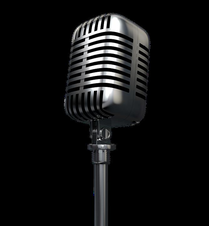 Microphone HD PNG - 92642