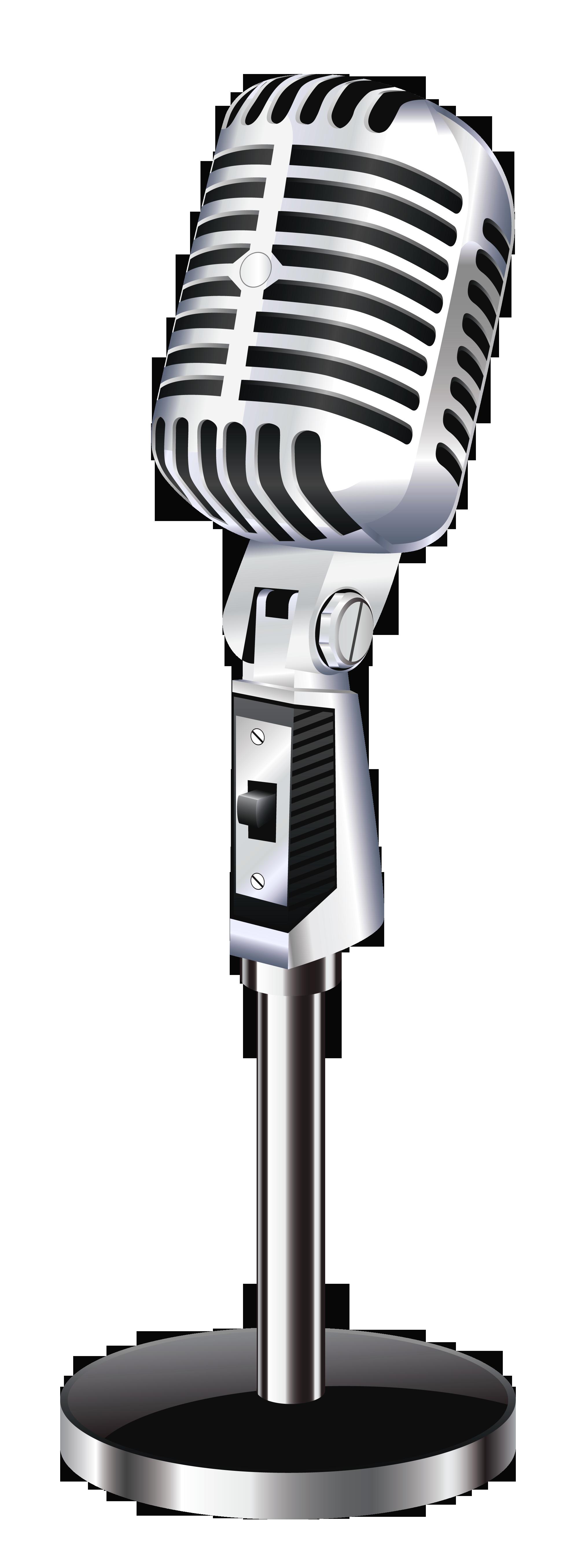 Microphone HD PNG - 92639