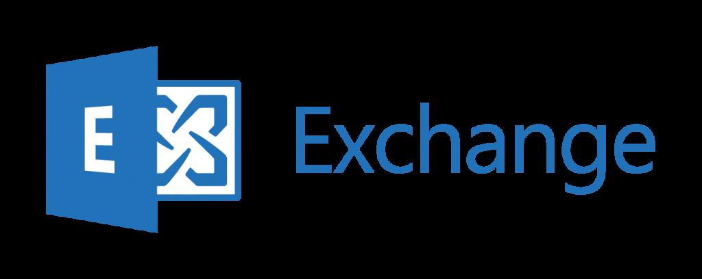 Microsoft Exchange Logo PNG - 34927
