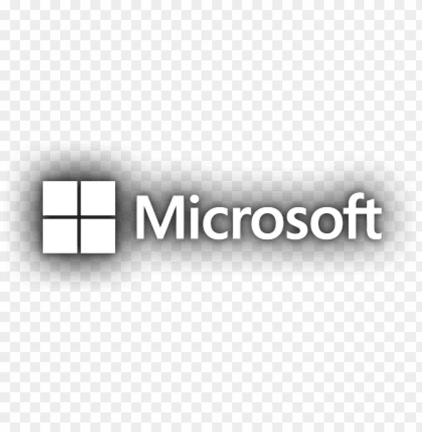 Microsoft, Cisco And Comptia - Microsoft Logo White Transparent Pluspng.com  - Microsoft Logo PNG