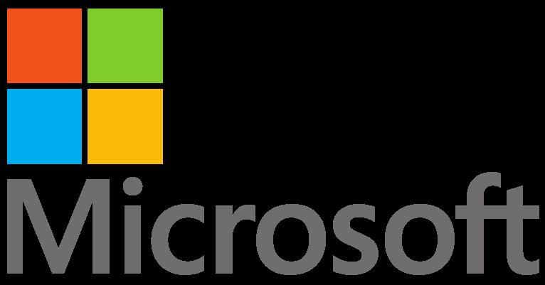 Microsoft Logo Png - Microsoft Logo PNG