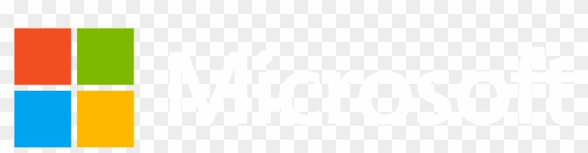 Microsoft Logo White Png - Transparent Background Msft Logo, Png Pluspng.com  - Microsoft Logo PNG