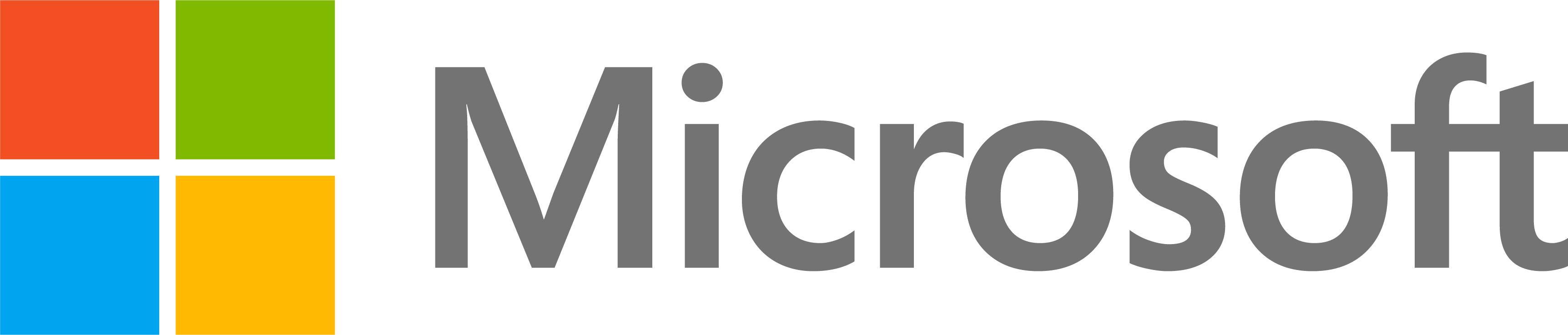 Microsoft Logos Png Images Free Download - Microsoft Logo PNG