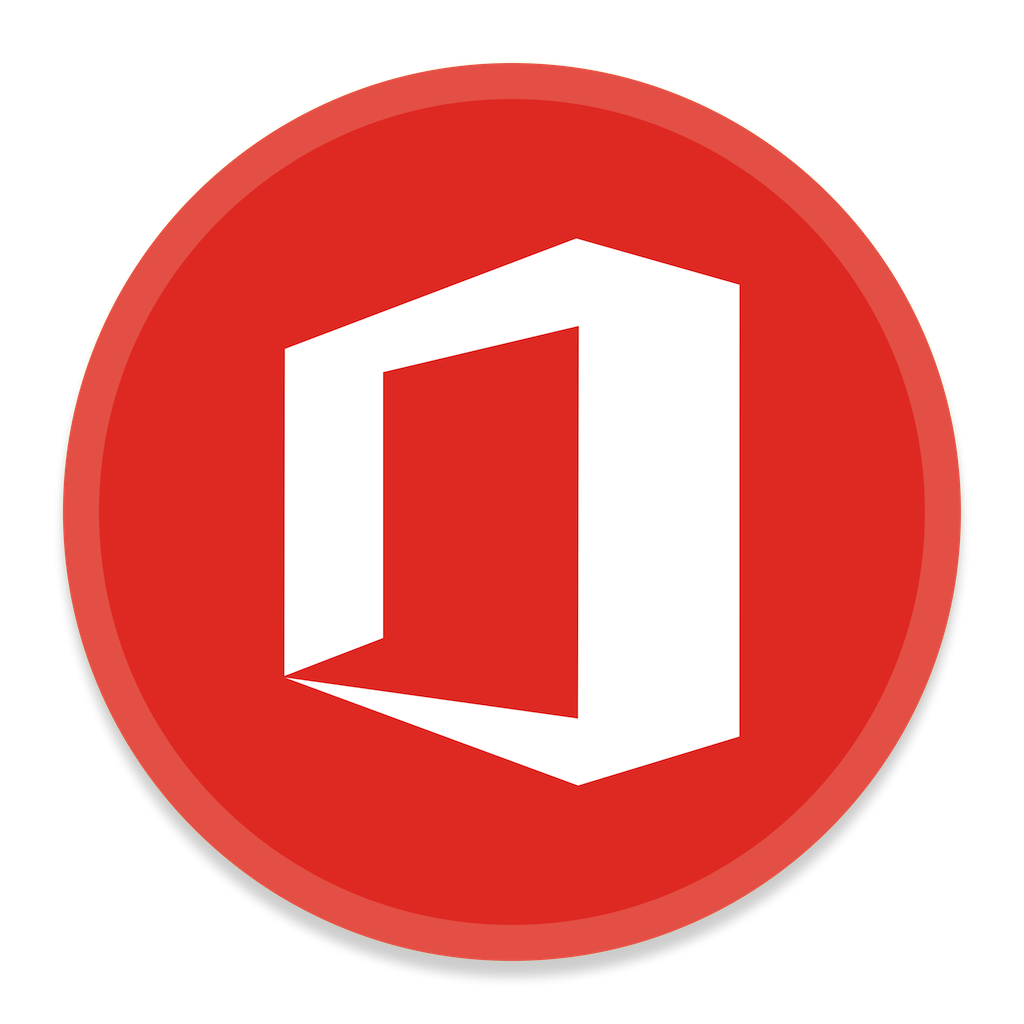 Downloads for Microsoft Office: Download ICO File Download ICNS File  Download 1024px PNG PlusPng.com  - Microsoft Office PNG Download