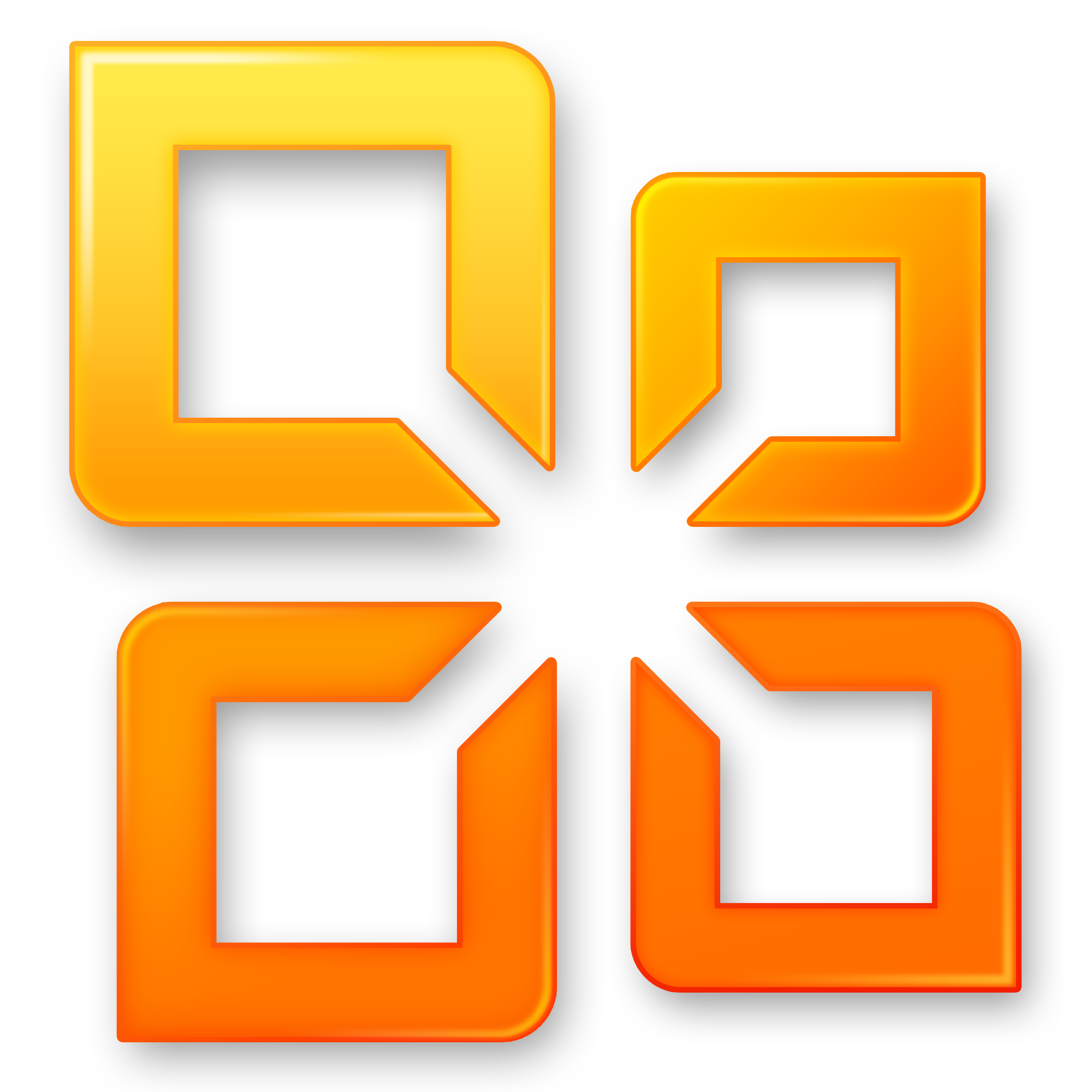 Microsoft Office 2007 download - Microsoft Office PNG Download