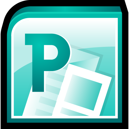 Microsoft Office Publisher Icon 512x512 png - Microsoft Office PNG Download