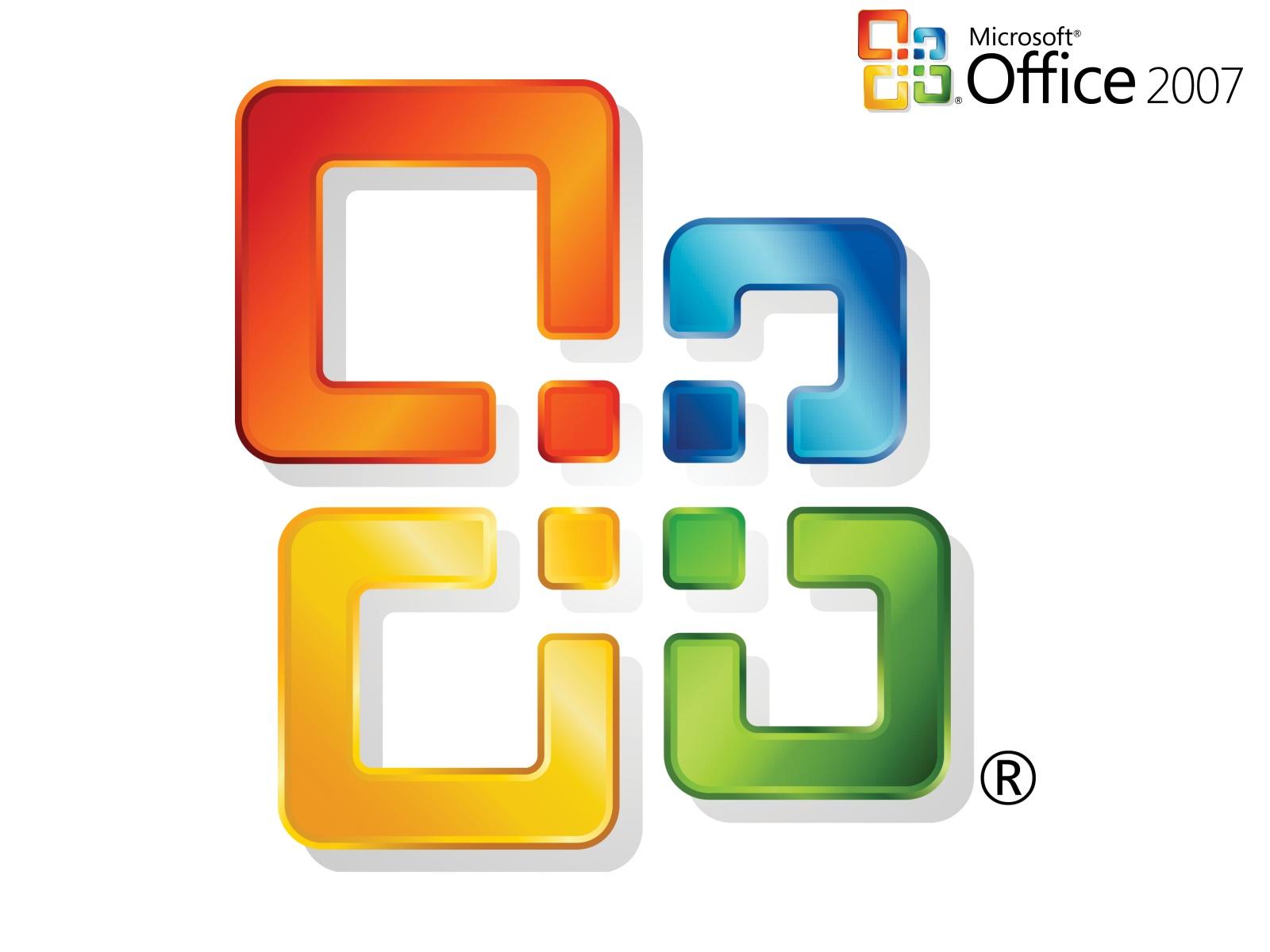Microsoft Office 2007 - Office 2007 PNG HD - Microsoft Office PNG HD