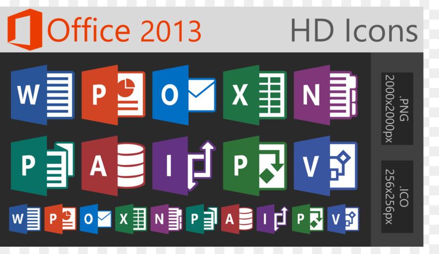Microsoft Office 2013 Computer Icons Microsoft Office 365 - Office - Microsoft Office PNG HD