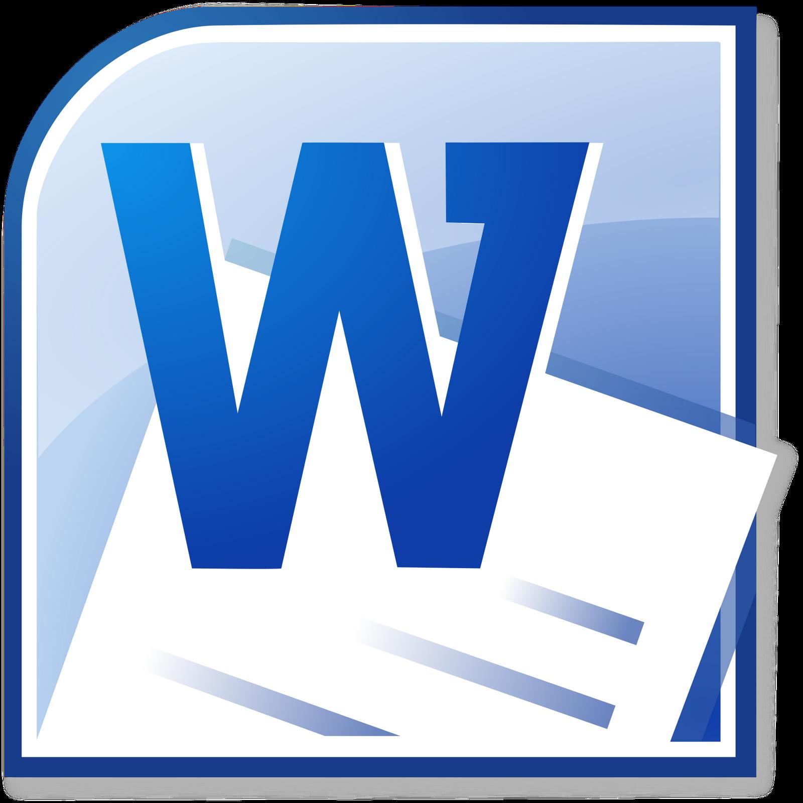 Microsoft Word - Microsoft Office PNG HD