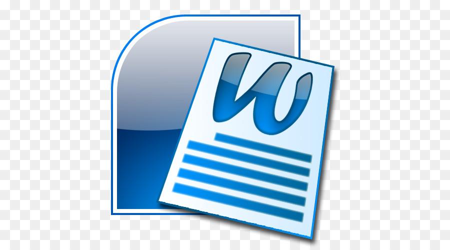 Microsoft Word Microsoft Office 2007 Microsoft PowerPoint - MS Word PNG HD - Microsoft Office PNG HD