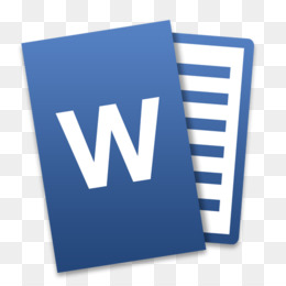 Microsoft Word Microsoft Office 2016 Word processor - MS Word PNG  Transparent Picture - Microsoft Office PNG HD