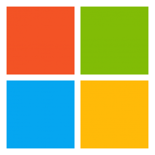 Microsoft Logo Icon PNG Transparent - Microsoft PNG