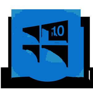 I-Series - Microsoft Windows 10 PNG