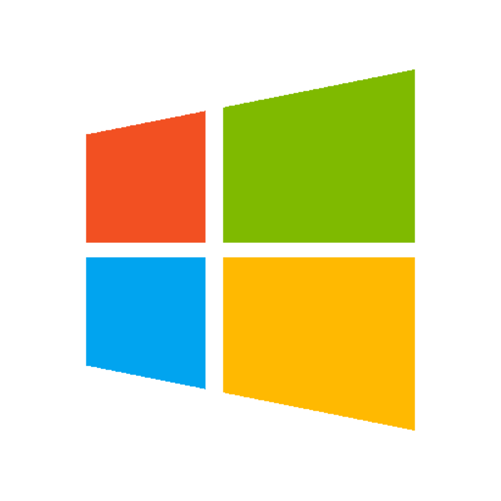 Microsoft windows 10 png transparent microsoft windows 10 for Window design png