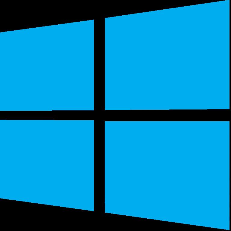 Microsoft Windows Logo PNG - 97800