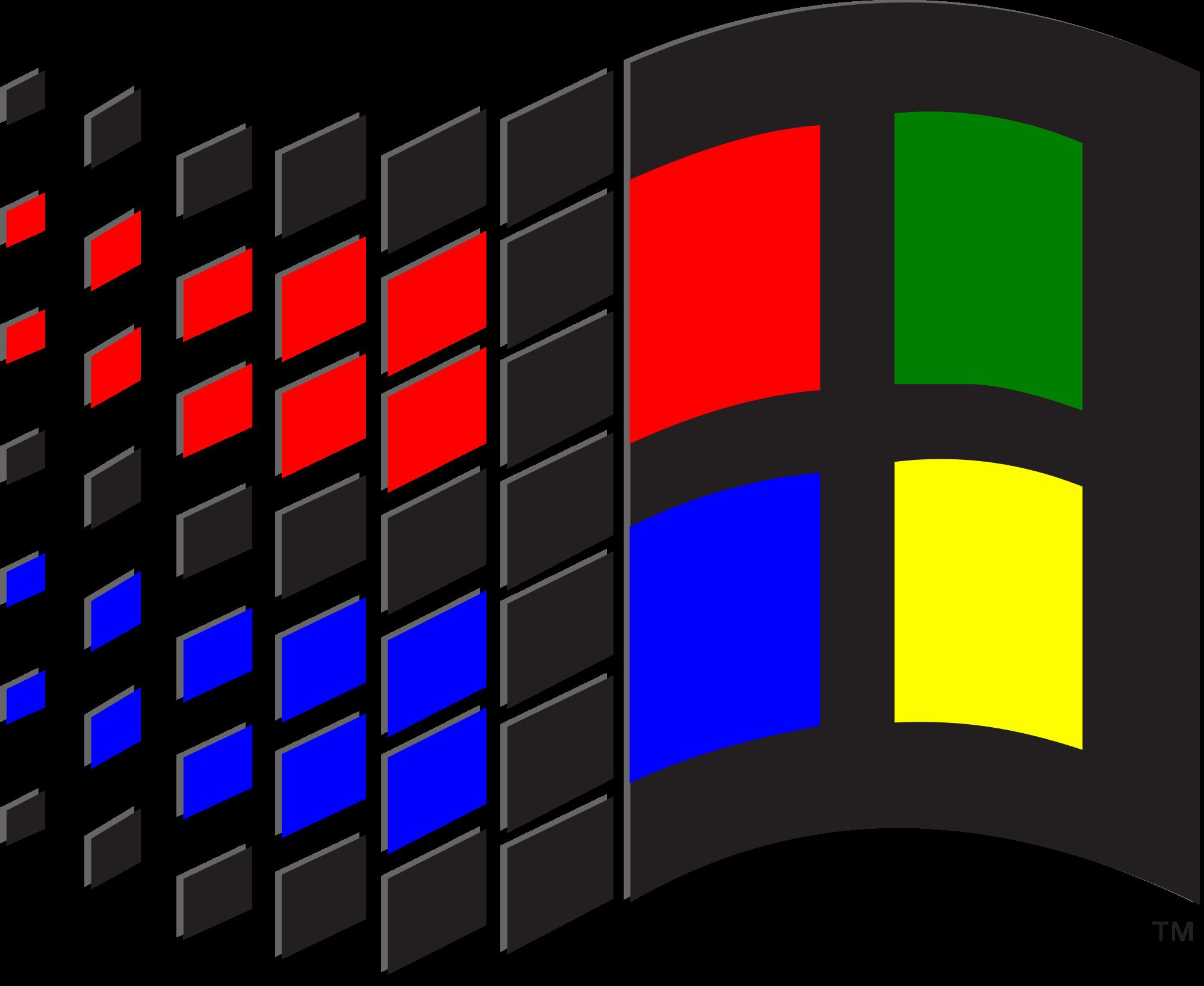 Microsoft Windows Logo PNG - 97808
