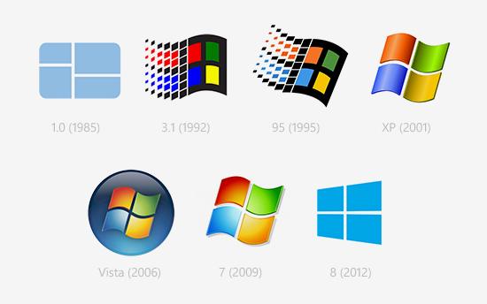 Microsoft Windows Logo PNG - 97807