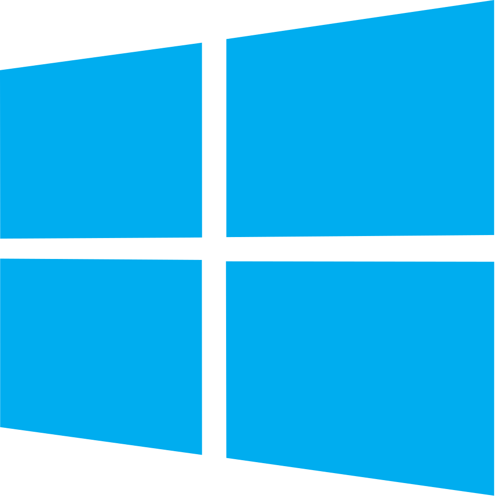 Microsoft windows logo PNG