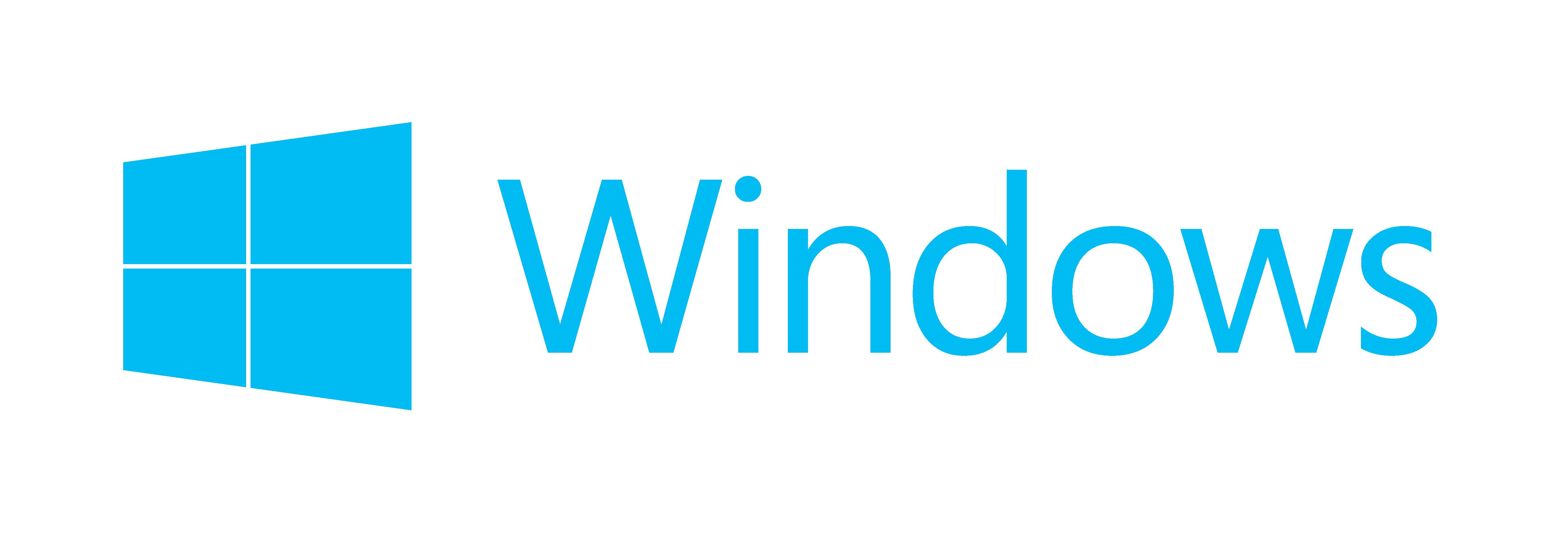 Microsoft Windows Logo PNG - 97795