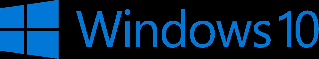 File:Windows 10 Logo.svg - Microsoft Windows PNG