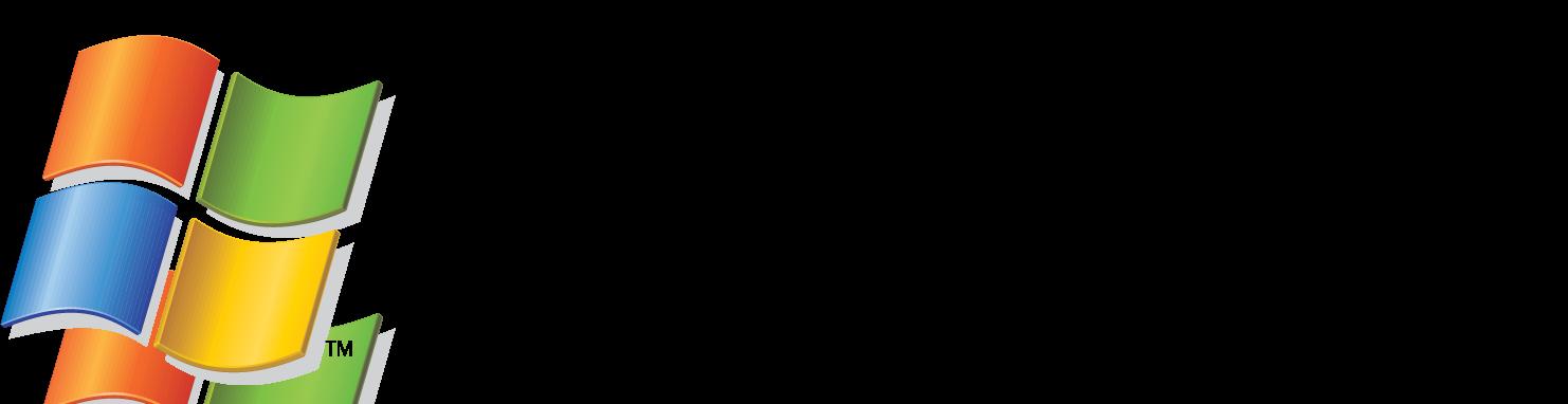 Imachen:Microsoft Windows (horizontal).png - Microsoft Windows PNG