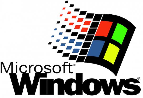 Microsoft windows logo large-32138.png - Microsoft Windows PNG