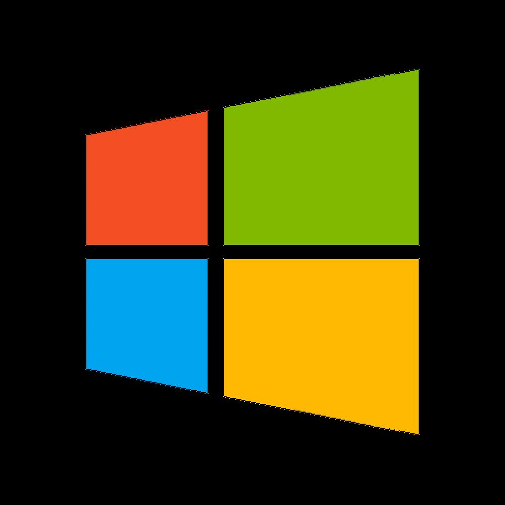 Microsoft windows logo PNG - Microsoft Windows PNG