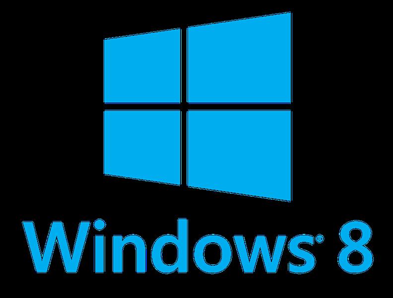 windows 8 logo PNG - Microsoft Windows PNG