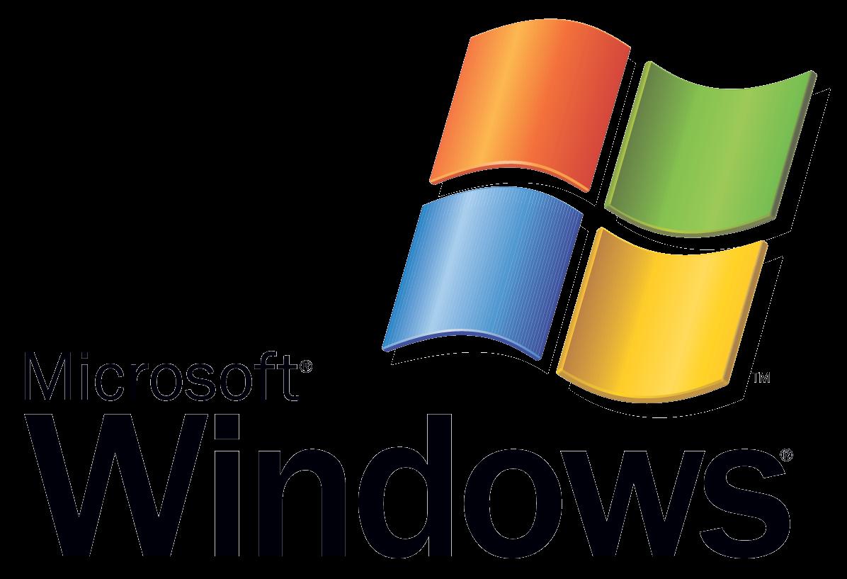 Windows Logo - Microsoft Windows PNG