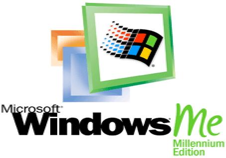 Windows ME logo - Microsoft Windows PNG