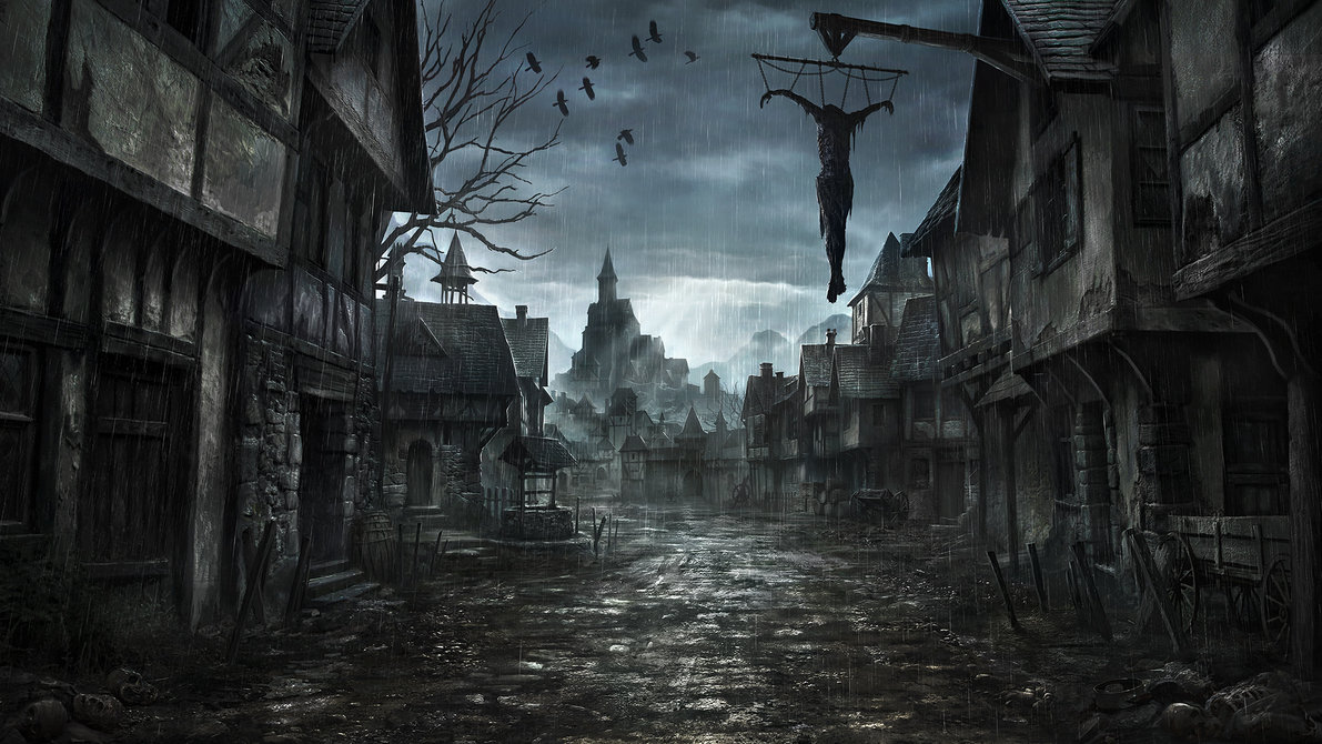 The Dark Ages by JonasDeRo PlusPng.com  - Middle Ages PNG HD