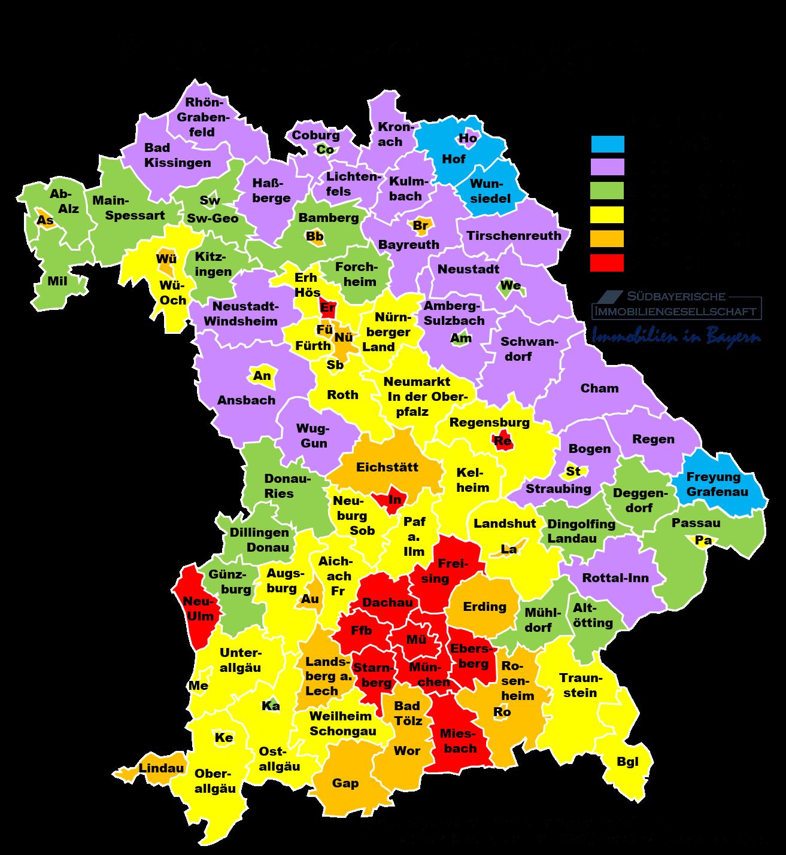 Mietspiegel-Mietpreise-Bayern-Landkreise-Städte-mieten-vermieten.png - Miete PNG