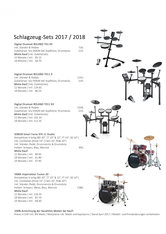 . PlusPng.com Schlagzeuge 2016.png - Miete PNG