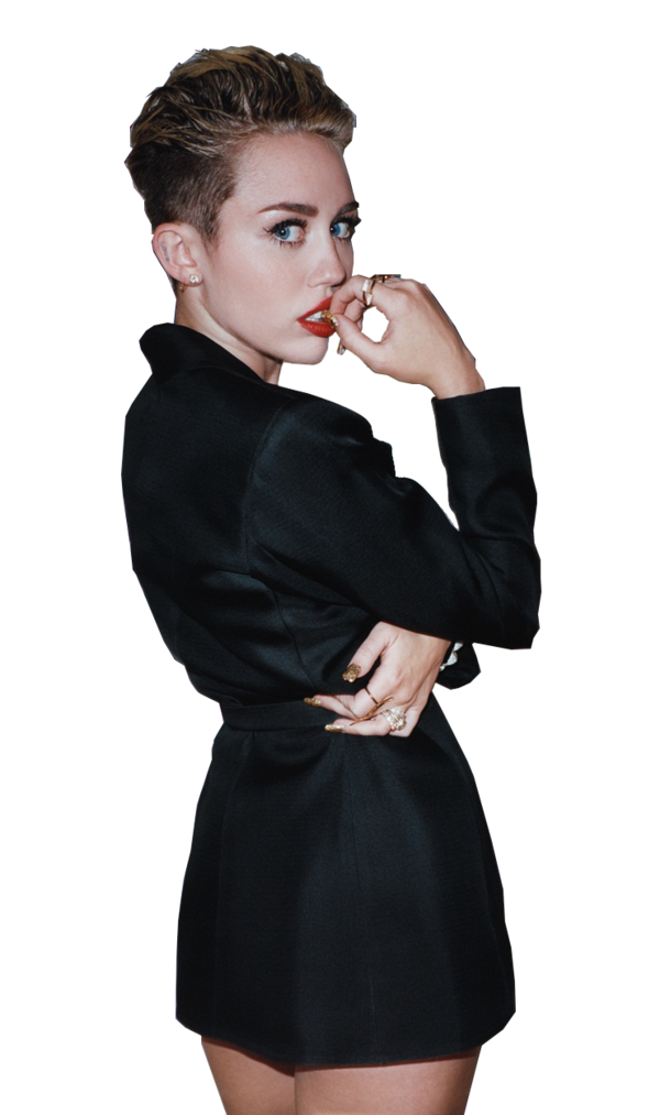 Miley Cyrus Bangerz Png by justbreathedesigns - Miley Cyrus PNG