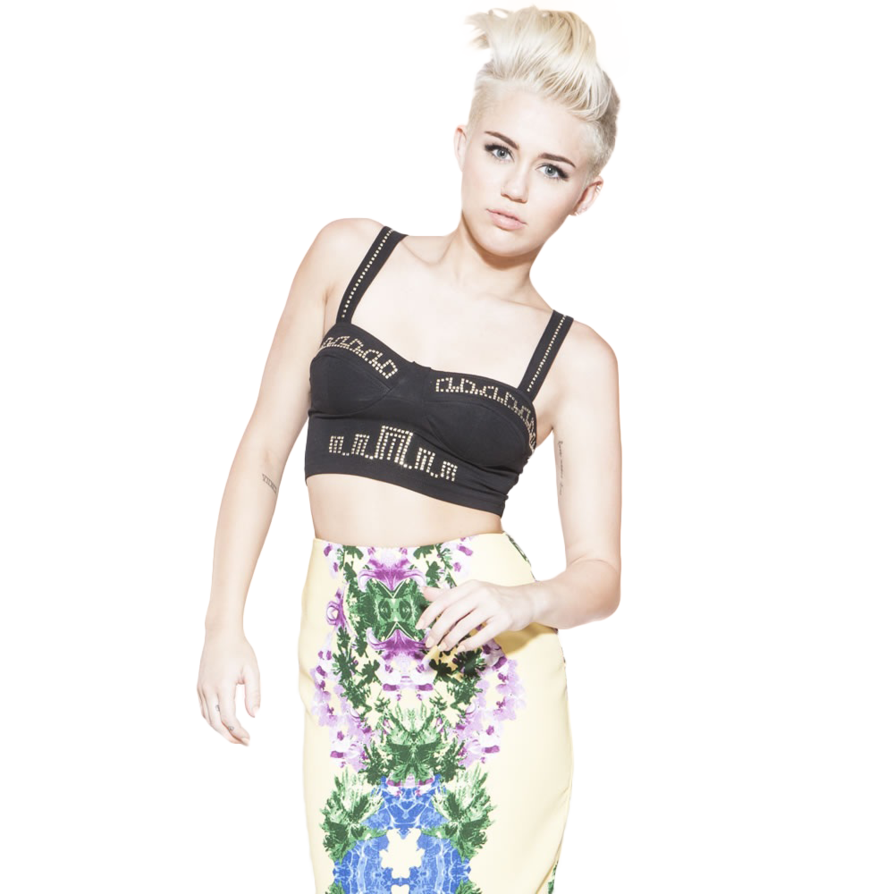 Miley Cyrus PNG Photos - Miley Cyrus PNG