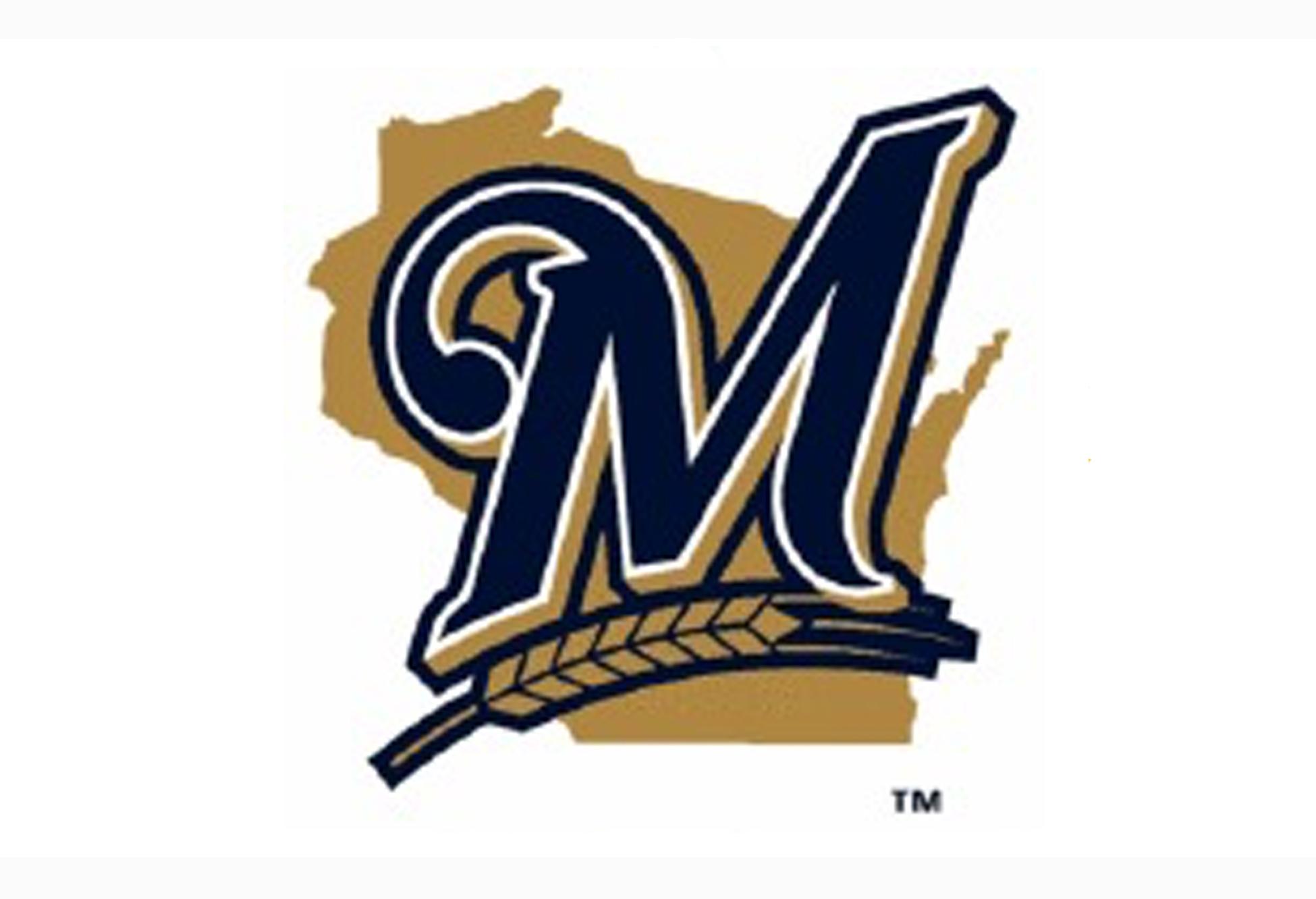 Milwaukee Brewers Logo PNG - 114931