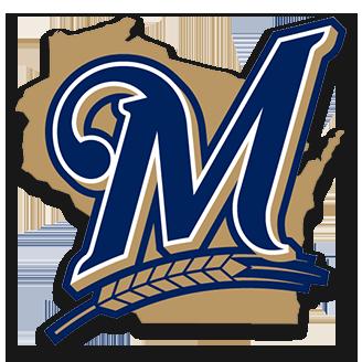 Milwaukee Brewers Logo PNG - 114927