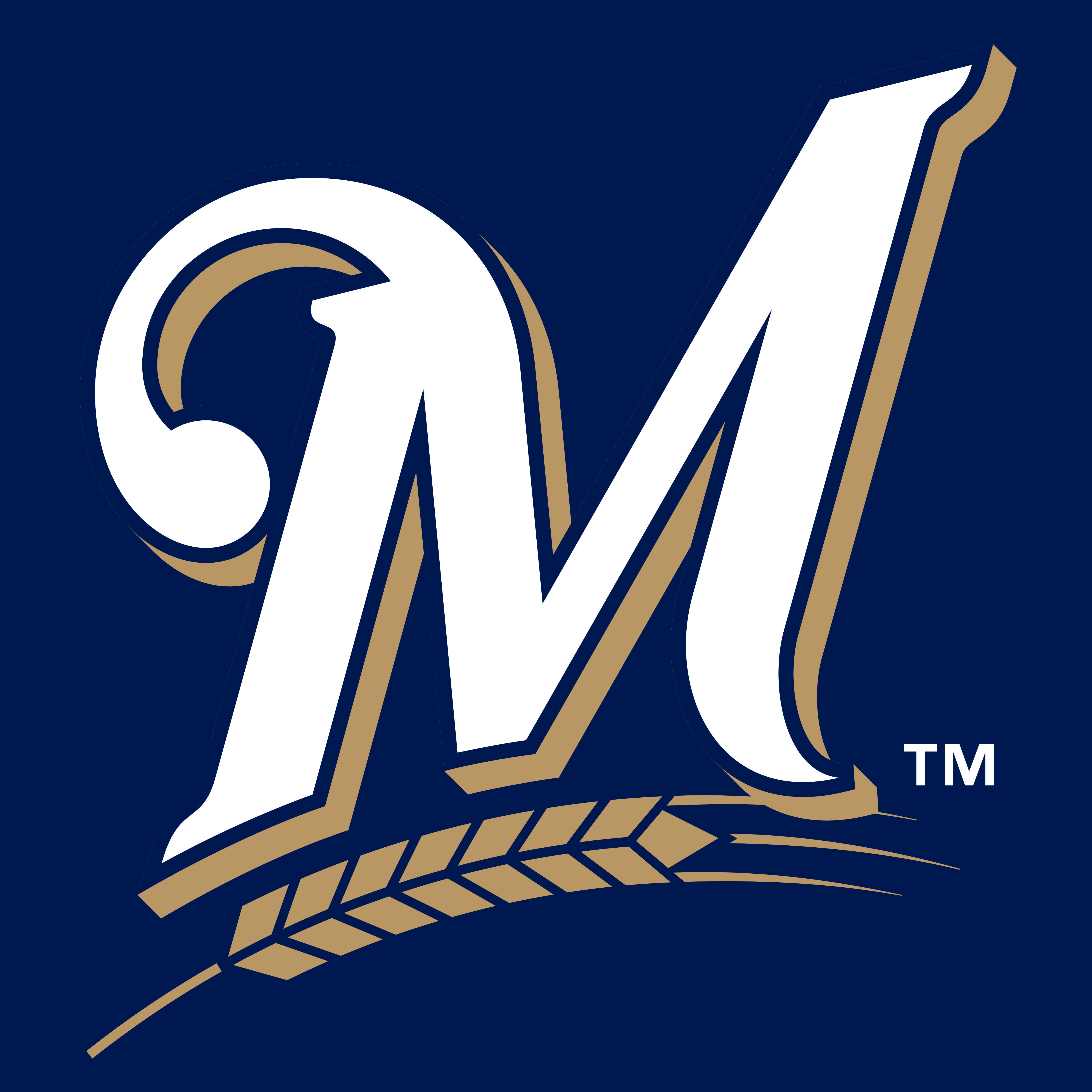 Milwaukee Brewers Logo PNG - 114930