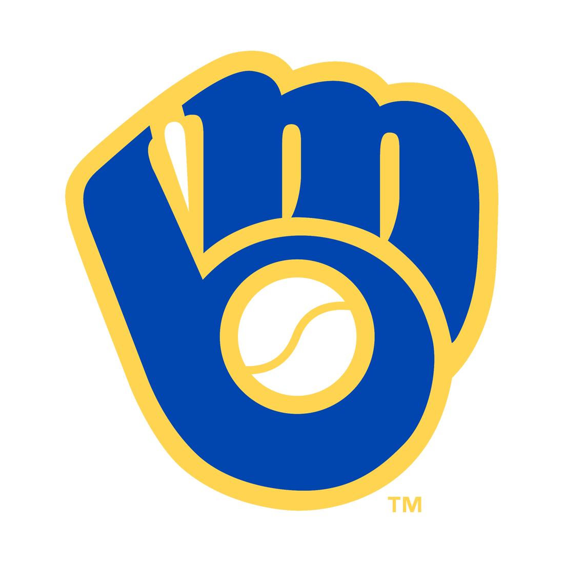 Milwaukee Brewers Logo PNG - 114932